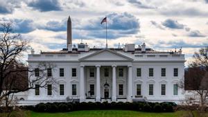 El edificio de la Casa Blanca, el pasado 18 de enero.