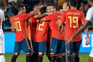 La Selección de fútbol le da otra alegría a Cuatro y 'Sábado Deluxe' lidera después