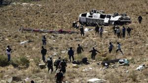 AL MENOS 12 PERSONAS MUERTAS EN ACCIDENTE EN TARIJA