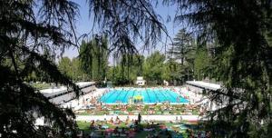 Una piscina, en una imagen de archivo.