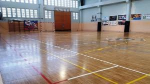 Polideportivo Casagemes Badalona.