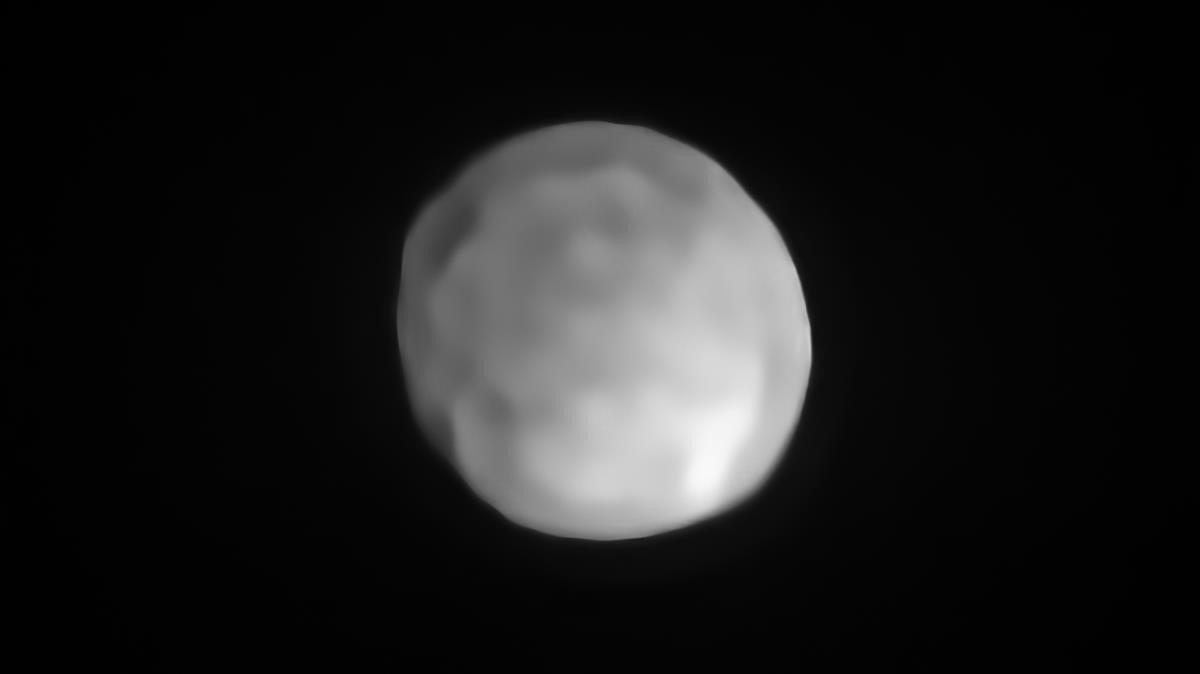 Higia, l'asteroide que va resultar ser el nou planeta nan del Sistema Solar