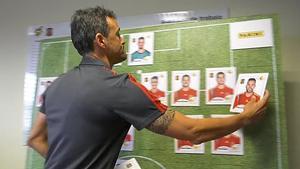 Luis Enrique convoca Jordi Alba