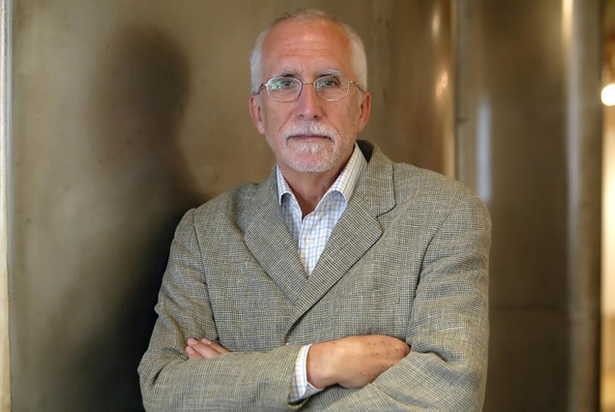 El escritor leonés y reciente Premio Nacional de las Letras Españolas, Luis Mateo Díez.