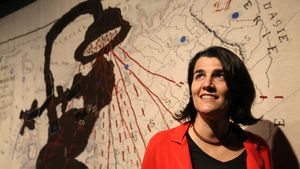 Judit Carrera: «Hem pres consciència del risc que la humanitat s'extingeixi»