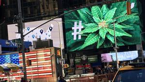 Nueva York anuncia un acuerdo para legalizar la marihuana recreatriva