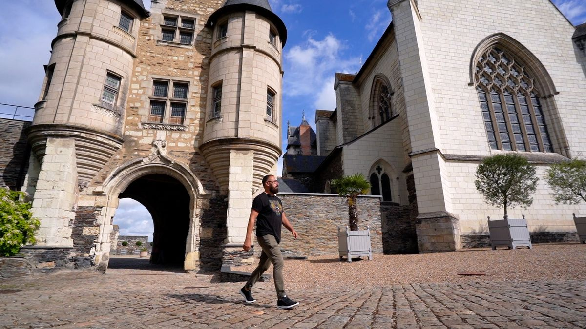 Ruta en vídeo por los Castillos del Loira (II)