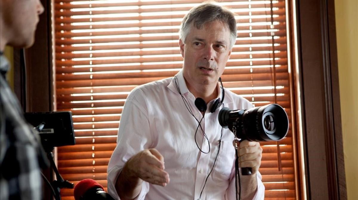 El cineasta Whit Stillman.