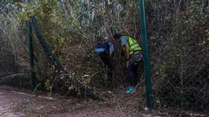 Encuentran el cadáver de Martín Ezequiel Álvarez, padre del niño asesinado.