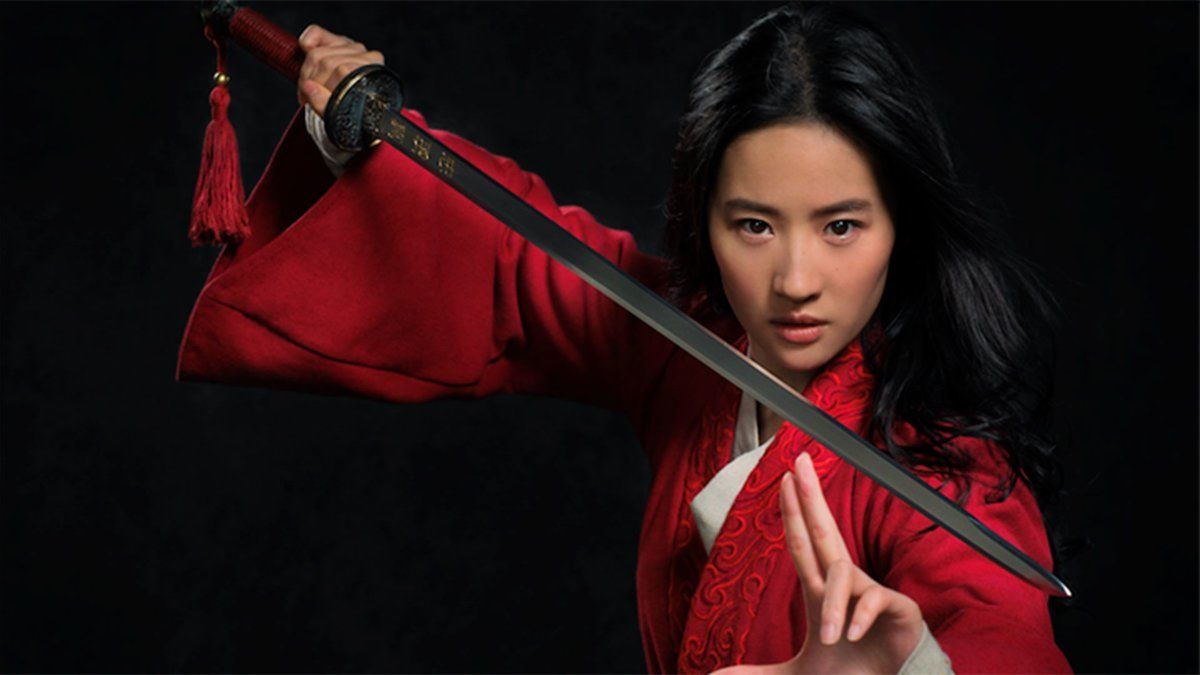 Un fotograma de 'Mulan'