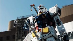 El robot se está desarrollando en la Fábrica Gundam, en Yokohama.