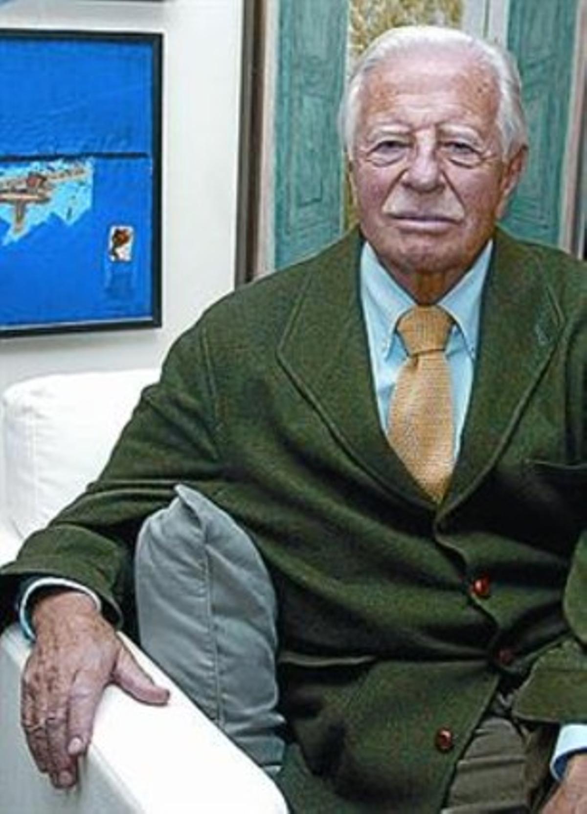 """André Ricard: """"El globo del diseño a toda costa ya ha estallado en Barcelona"""""""