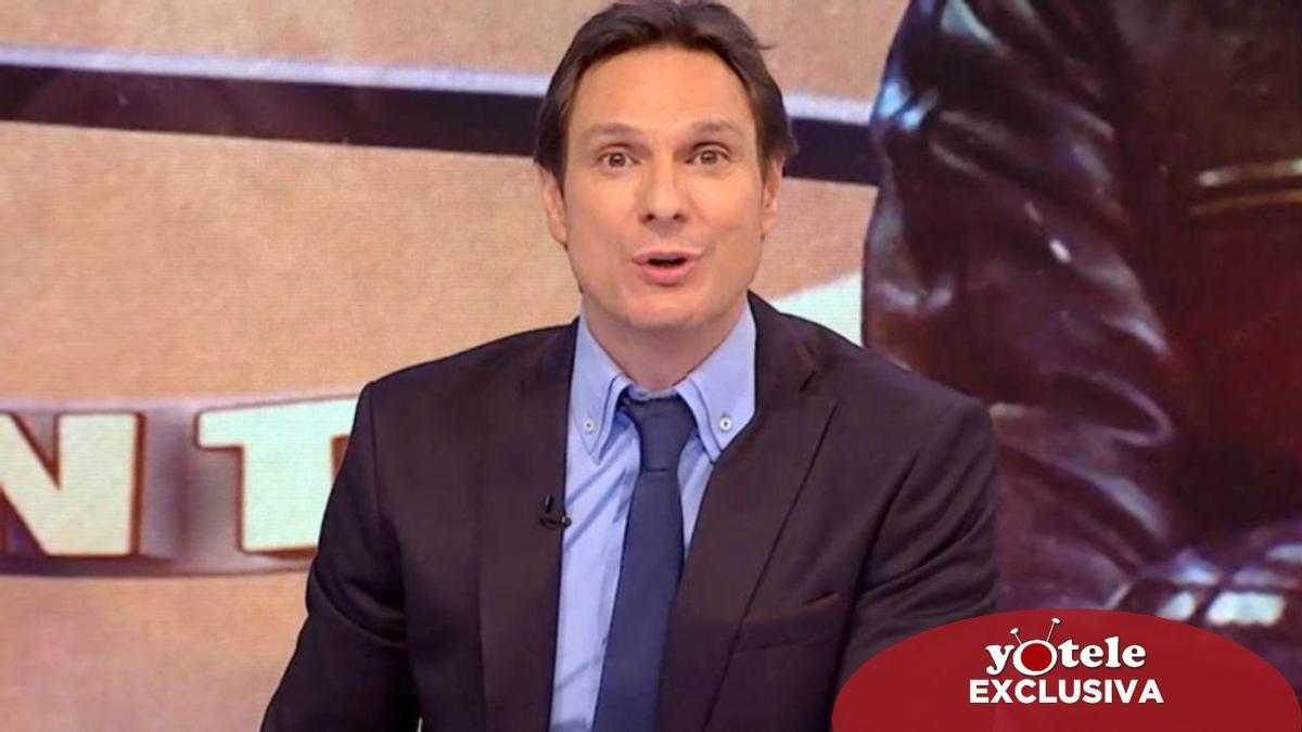 Javier Cárdenas ficha por Okdiario tras su despido fulminante de Europa FM