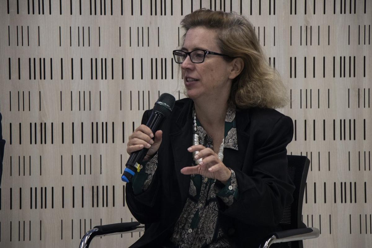 Stella Luna de María, CEO de Pentaquark Consulting