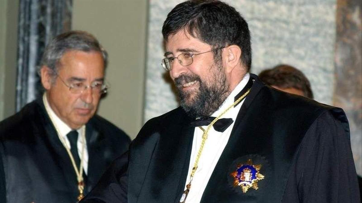Juan Ignacio Campos, teniente fiscal del Tribunal Supremo