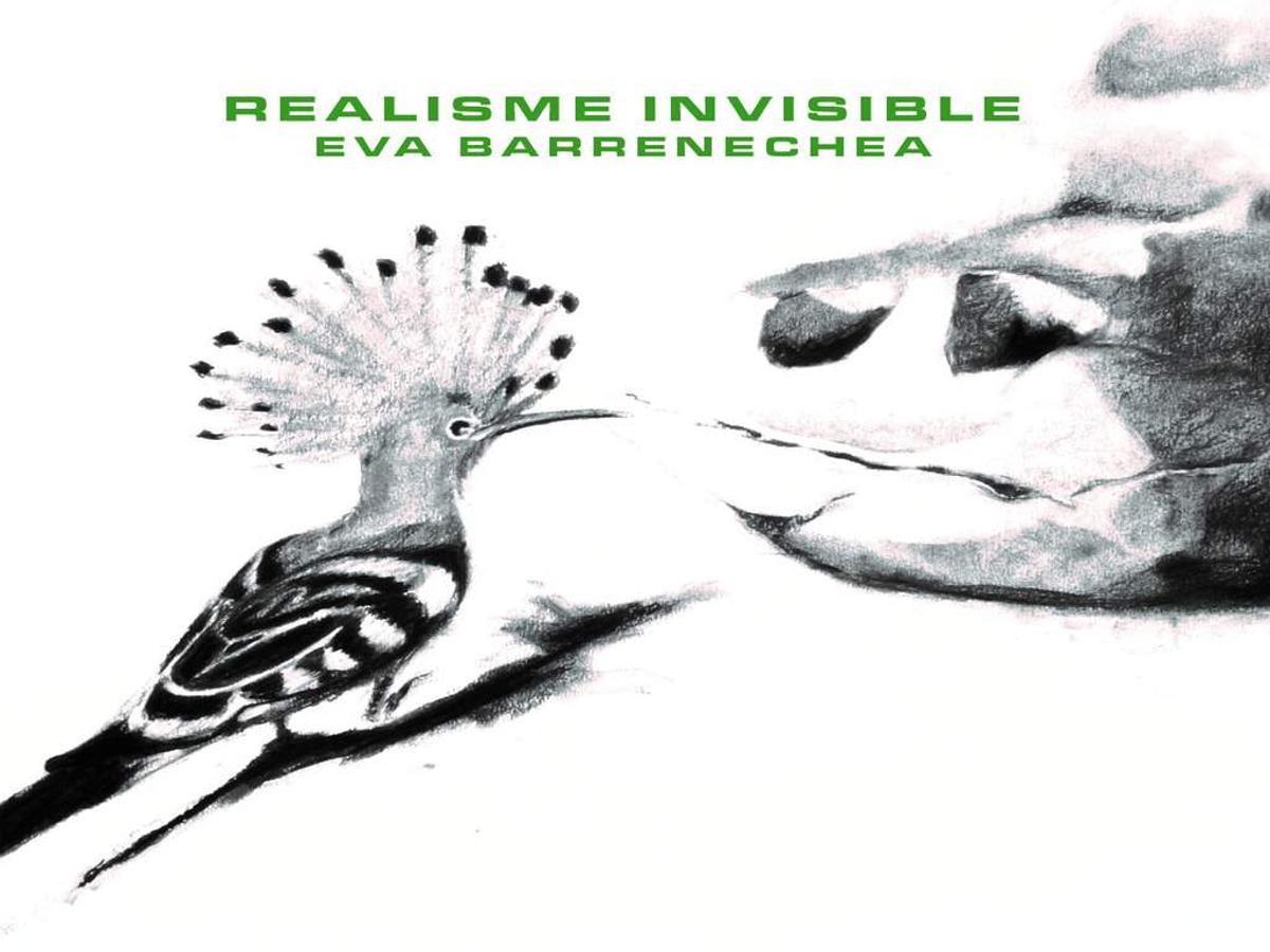 Cartel de presentación de la exposición 'Realismo invisible'.