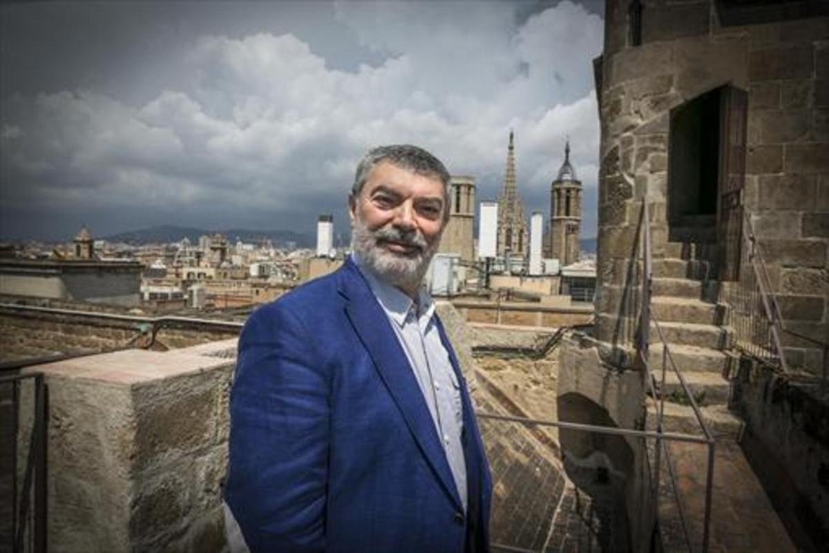 El director del TNC, Xavier Albertí.