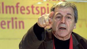 El director greco-francés Costa-Gavras, en el 2002.