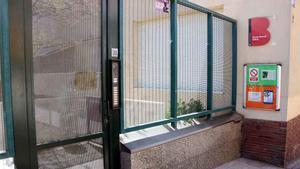 La guarderia Escola Bressol Municipal Gràcia, cerrada tras detectarse un caso de coronavirus.