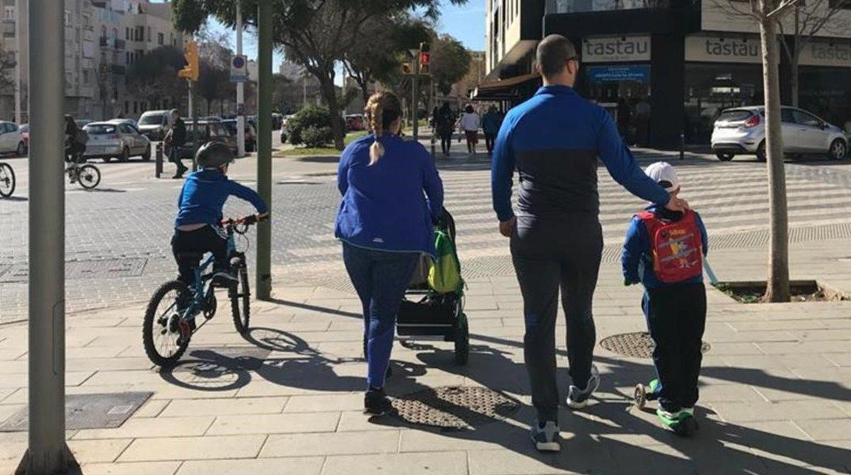Las familias tendrán, este domingo, la oportunidad de salir a pasear con sus hijos.