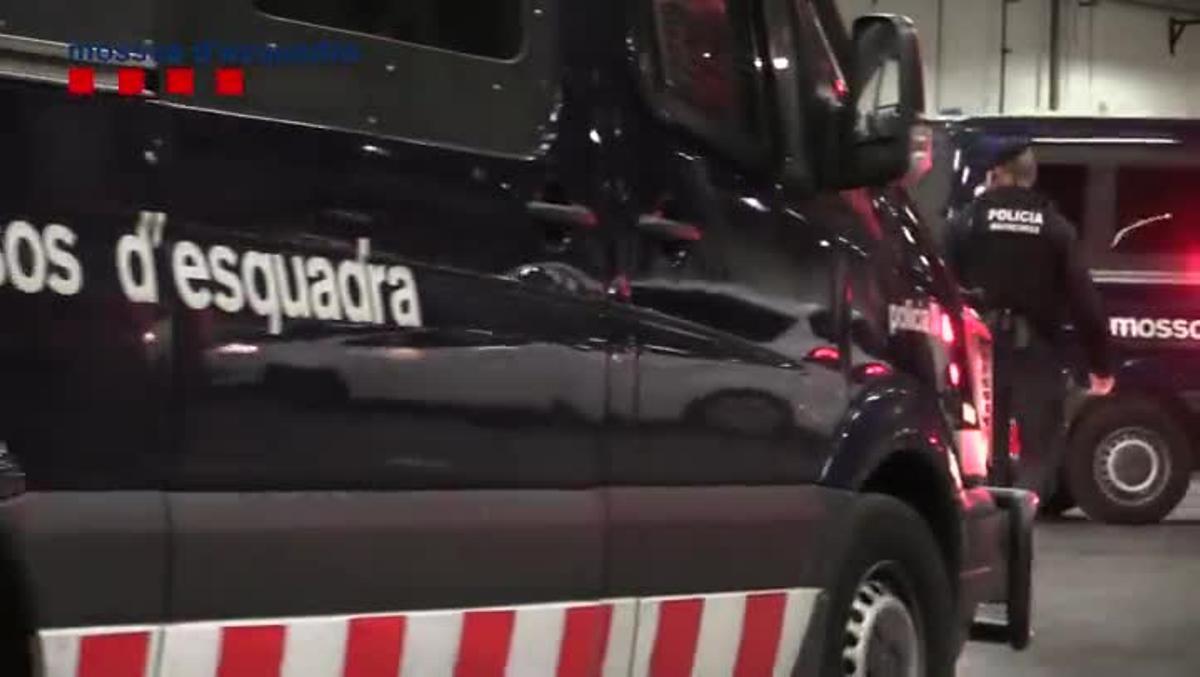Operación Bacar en el Raval: 26 narcopisos cerrados y 55 traficantes arrestados