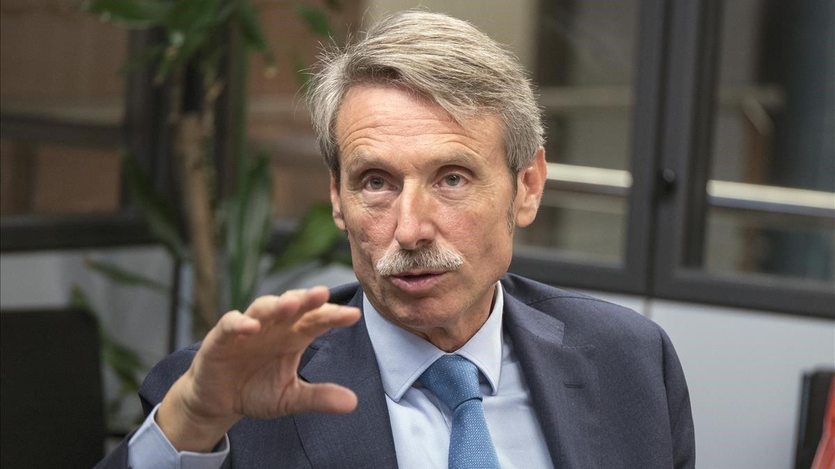 Francisco Pérez, director general de Solvia Desarrollos Inmobiliarios.