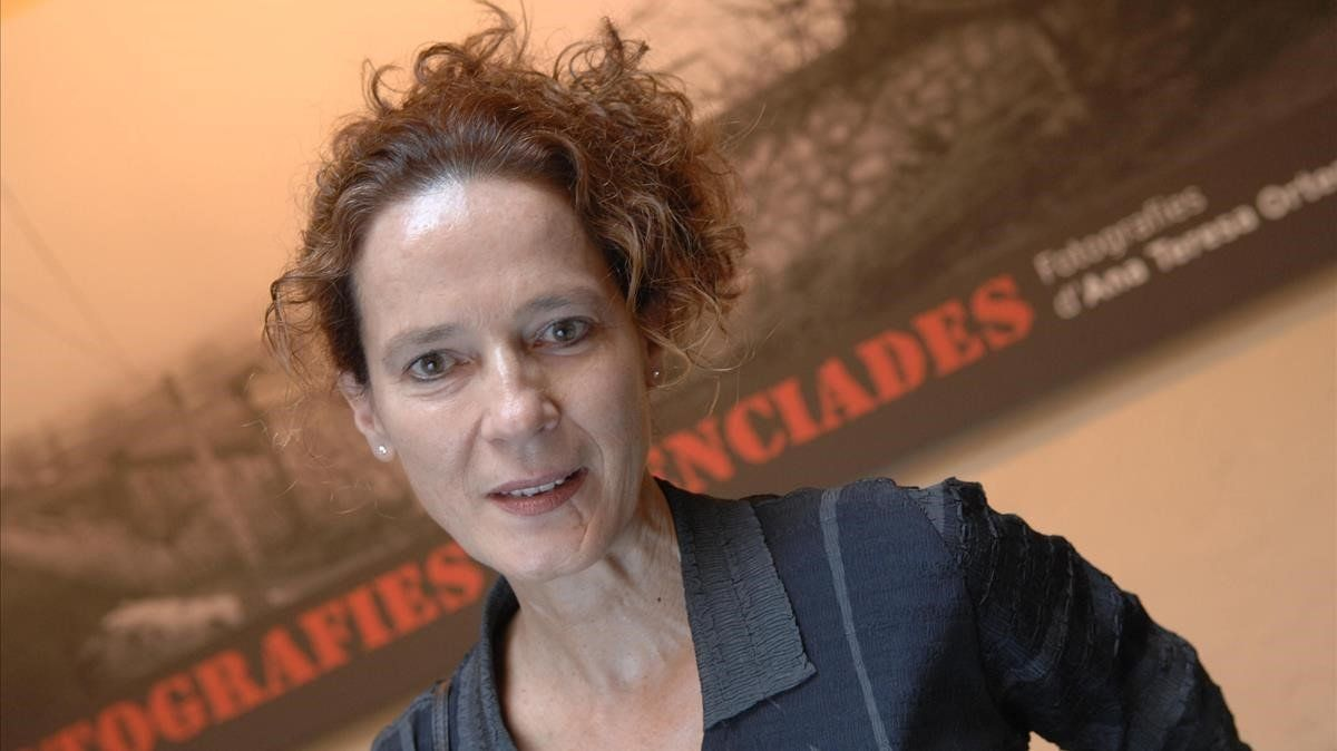 La fotógrafa alicantina Ana Teresa Ortega.