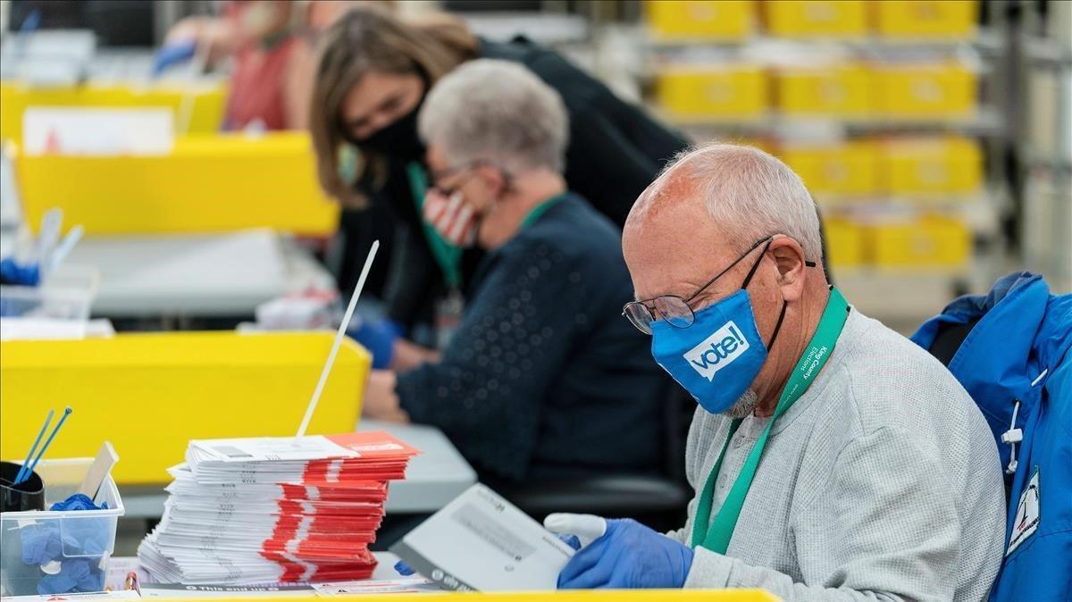 Eleccions als EUA: El Senat nord-americà continua empatat i podria decidir-se al gener