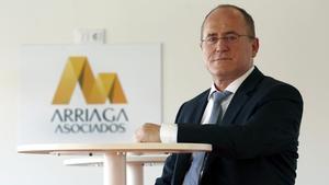 Jesús María Ruiz de Arriaga, en una imagen de archivo.
