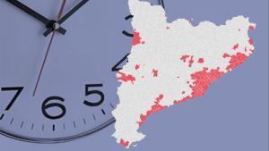 El Govern renova la llista de municipis afectats pel toc de queda