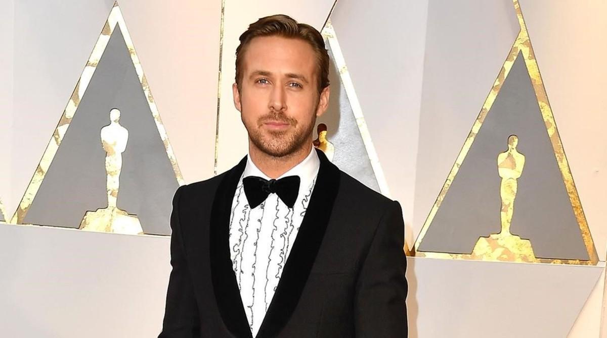 El actor Ryan Gosling.