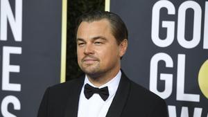 Leonardo DiCaprio, en la gala de los Globos de oro, el pasado 5 de enero.