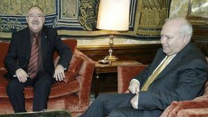 El Govern espanyol va concedir passaport diplomàtic a Montilla i a Carod-Rovira quan van estar a la Generalitat