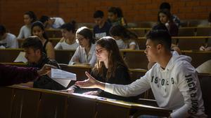 L'alcalde de Lleida avança que l'EvAU es farà a quatre campus i amb «les mesures aconsellades»