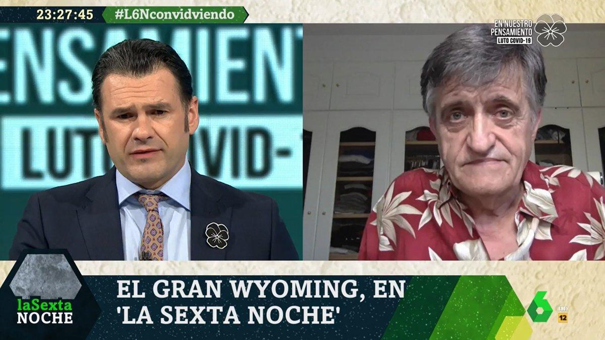 """Wyoming, sobre Vox: """"Se llena la boca con los españoles, pero le importa una mierda si mueren de hambre"""""""