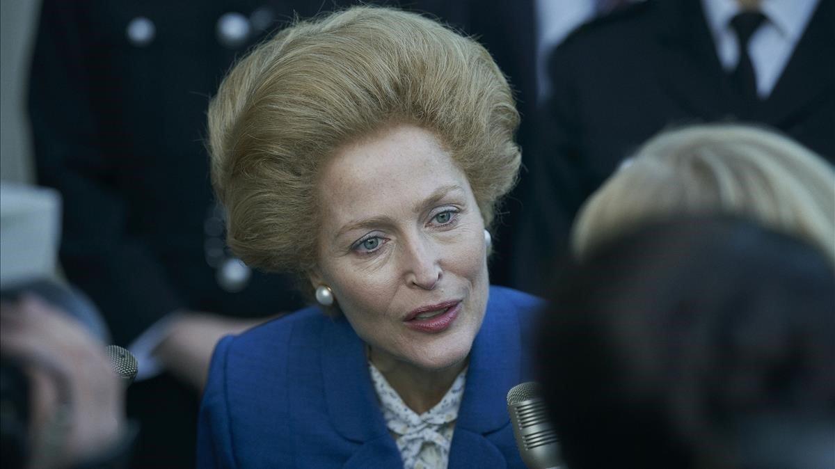 Qui és qui a la quarta temporada de 'The crown'