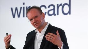 Markus Braun, expresidente destituidode Wirecard.