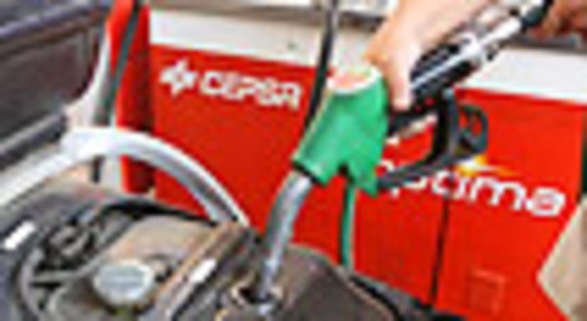 Los precios del carburante.
