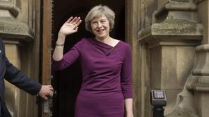 Theresa May serà la nova primera ministra del Regne Unit dimecres