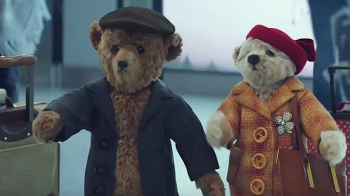 Millones de visualizaciones lleva ya el anuncio navideño del aeropuerto de Heathrow.