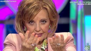 María Teresa Campos en Canal Sur.