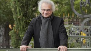 El escritor francés de origen libanés Amin Maalouf.