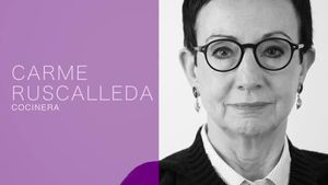 8M. Entrevista con Carme Ruscalleda.