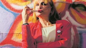La artista y activista trans May Chordà.