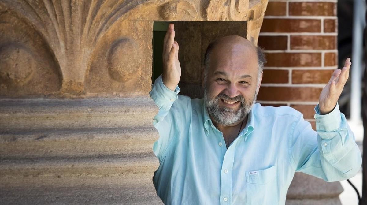 «Pavarotti me dijo: 'Ahí está el piano, canta'»