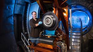 Un motor iònic per anar a Mart