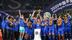 Crisi al futbol de la Xina: es retira el vigent campió