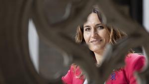 Laura Vilagrà, consellera de Presidència.