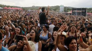 Canet Rock, la gran cita juvenil i reivindicativa