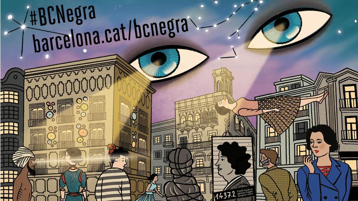 10 actes de BCNegra que no s'ha de perdre